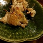 企久太 - 鶏山椒焼