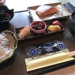 レストランまつぼっくり - 料理写真:朝食