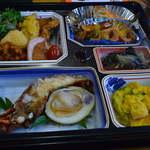 レストラン・キハ - 料理写真:メインの折詰