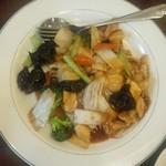 香港料理 蘭 -    八宝菜