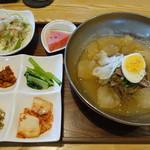 71830037 - 2017.08 冷麺ランチ(1383円)