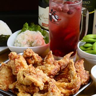激うまチキンの宴会コースは2,980円~!各種宴会に!