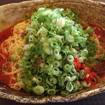 武蔵坊 - 汁なし担々麺3辛 麺大盛