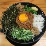 麺屋いち源 -  台湾まぜそば(並) 850円