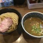 71832413 - 特濃煮干つけ麺830円+中盛50円=880円