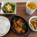 たきざわキッチン - たきざわデリプレート+ドリンク