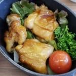たきざわキッチン - 鶏の照り焼き