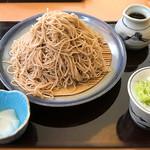 手打そば処横綱 - 料理写真:800円税別の横綱
