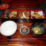 小料理 石井 - 焼魚定食
