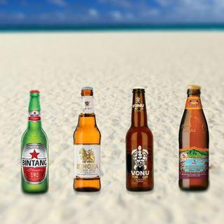 世界のアイランドビールが集結!旅行券やビーチグッズプレゼント