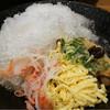 阪急そば若菜 - 料理写真:かき氷そば