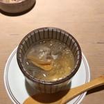 71837176 - じゅんさいの茶わん蒸し