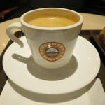 サンマルクカフェ - ホットコーヒー。