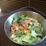 AZABU SALAD CAFE - 大山鶏グリルサラダDON