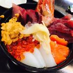 71837839 - 海鮮丼