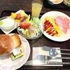 ふじ竜ヶ丘 - 料理写真:朝食(洋)