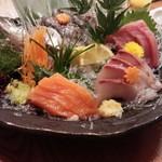 海宴丸 - お刺身盛合せ