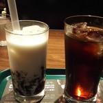 プロント - コールドブリューとコーヒーゼリー