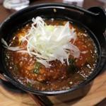 71842213 - わらしべ麻婆豆腐¥600