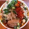 辛口炙り肉ソバ ひるドラ - 料理写真:辛口醤油2.1.1野菜トリプル1000円