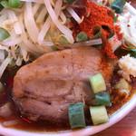 辛口炙り肉ソバ ひるドラ -