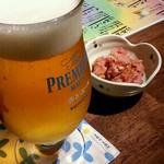 アルコバレーノ - ビールとお通し