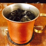 星乃珈琲店 - アイスコーヒー(600円)