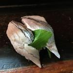 丸八寿司 - コハダ