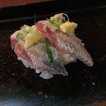 丸八寿司 - 鯵