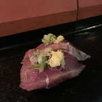 丸八寿司 - 鰹