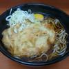 大江戸そば - 料理写真:天玉そば 450円