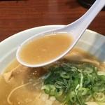 麺屋 とり壱 - 和風のスープ