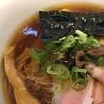 Japanese Soba Noodles 蔦 - 穂先メンマなど