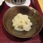 松由 - イカの耳とハモの子
