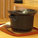 松由 - おかわり用の土鍋