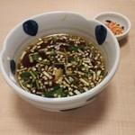 Asakusa Ramen Yoroiya - つけ汁 ♪