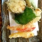 花菜 - 季節の天ぷら