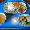 2階のチキンライス - 料理写真:カオマンガイ  ハーフ  たしか 480円