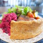 Little chef - 本日のキッシュちおまかせサラダのプレート 1400円