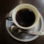 スモーカーズ カフェ さばとら - ホットコーヒー