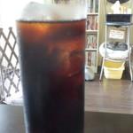 スモーカーズ カフェ さばとら - アイスコーヒー