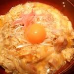 71858673 - 地鶏の親子丼♪