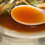 菊長 - 真っ赤なスープ