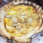 帆立小屋 - 帆立味噌貝焼き