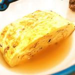 黒十バール - トリュフの玉子焼き(>_<)