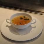 ステーキハウス児玉 - 料理写真:スープ