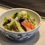 ステーキハウス児玉 - サラダ
