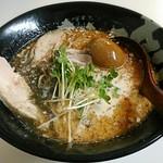 ぼっこ志 - 【煮玉子 鰹干白湯】¥950