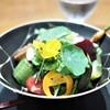 den - 料理写真:畑の様子