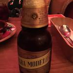 コミーダ ラティーナ コスタ - ネグラモデロ メキシコビール